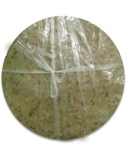 Bánh tráng nướng mè dừa